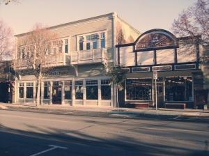 Downtown Merritt