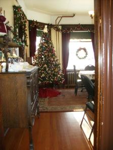 Baillie House Christmas lunch