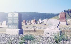 Pine Ridge Cemetery, Merritt, BC
