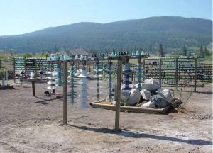 Insulator Ranch in Merritt, B.C.