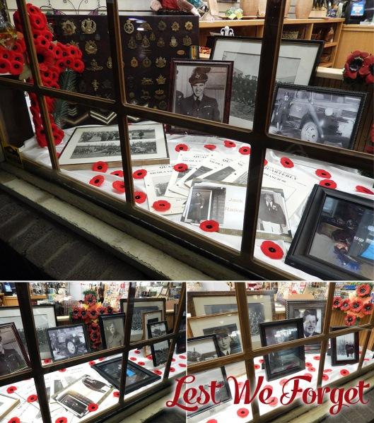 sq remembrance display Blacks Pharmacy copy