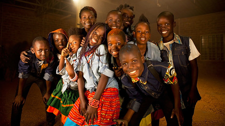 https://www.watoto.com/home Watoto Children's Choir performs this evening