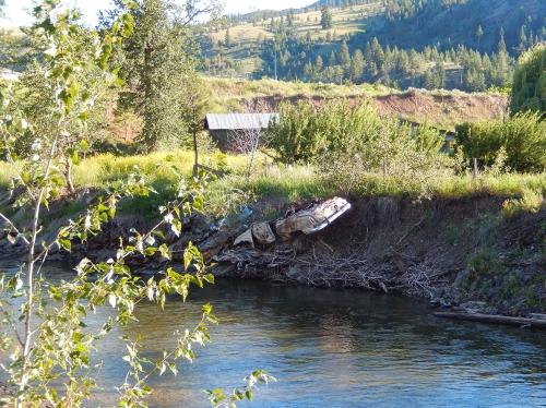 Coldwater River Merritt BC