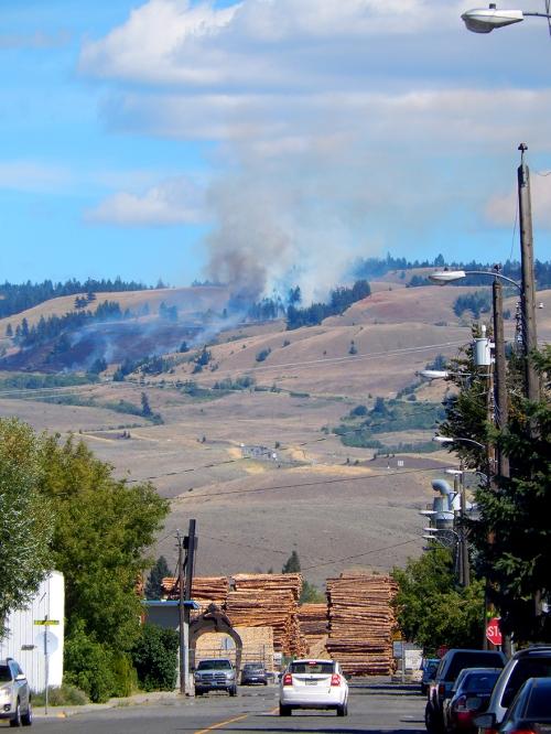hamilton hill fire