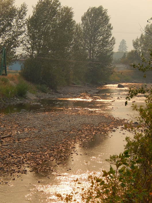 Merritt BC Coldwater River