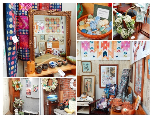 The Friends' Pop Up Shop has re-imagined itself at the Canadian Country Music Hall of Fame. Stop in for hand-made, vintage, art & decor items.