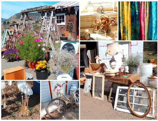 Another great vintage sale weekend in the Nicola Valley. Lots of creative people finding/making lots of great stuff!