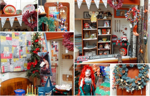 The Friends Pop Up Store is back for Christmas. Open in the Country Music Hall of Fame, Thurs - Mon 10am-4pm.